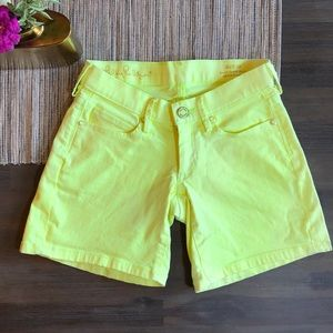Lilly Pulitzer neon short